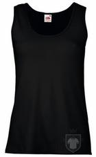 Camisetas Fruit of the Loom Atleta W color Black :: Ref: 36