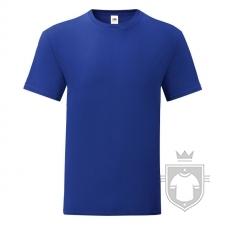 Camisetas Fruit of the Loom Iconic T color Cobalt Blue :: Ref: CB