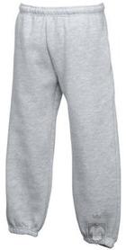 Pantalones Fruit of the Loom Pantalon bajos elasticos K color Heather Grey :: Ref: 94