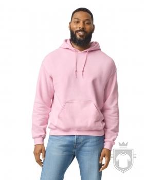 Sudaderas Gildan Heavy Capucha color Light pink :: Ref: 020