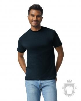 Camisetas Gildan Ultra tallas grandes color Black :: Ref: 036
