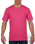 Camisetas Gildan Premium color Heliconia :: Ref: 010