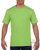 Camisetas Gildan Premium color Lime :: Ref: 012