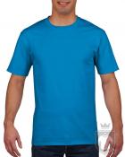 Camisetas Gildan Premium color Sapphire :: Ref: 026