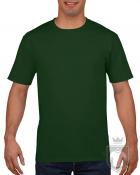 Camisetas Gildan Premium color forest green :: Ref: 033