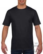 Camisetas Gildan Premium color Black :: Ref: 036