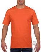 Camisetas Gildan Premium color orange :: Ref: 037