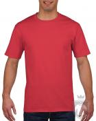 Camisetas Gildan Premium color red :: Ref: 040