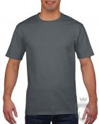 Camisetas Gildan Premium color charcoal :: Ref: 042