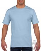 Camisetas Gildan Premium color Light blue :: Ref: 069