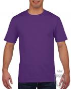 Camisetas Gildan Premium color purple :: Ref: 081