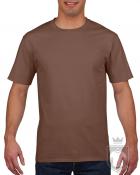 Camisetas Gildan Premium color chestnut :: Ref: 084