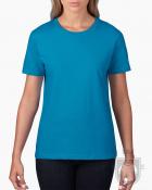Camisetas Gildan Premium W color Sapphire :: Ref: 026