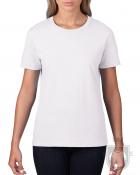 Camisetas Gildan Premium W color White :: Ref: 030