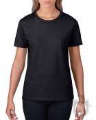 Camisetas Gildan Premium W color Black :: Ref: 036