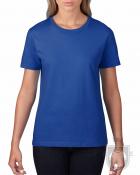 Camisetas Gildan Premium W color Royal :: Ref: 051