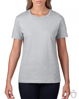 Camisetas Gildan Premium W color Sport grey :: Ref: 095
