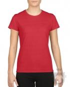Camisetas Gildan Gildan Performance W color red :: Ref: 040