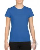 Camisetas Gildan Gildan Performance W color Royal :: Ref: 051