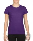Camisetas Gildan Gildan Performance W color purple :: Ref: 081
