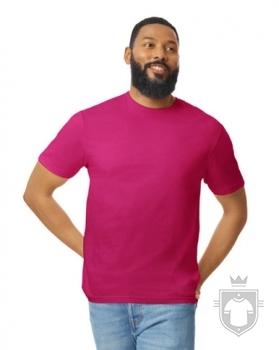 Camisetas Gildan Ring Spun    color Cardinal red :: Ref: 011
