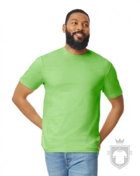 Camisetas Gildan Ring Spun    color Lime :: Ref: 012