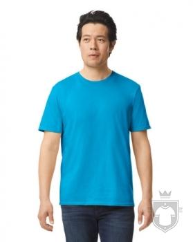 Camisetas Gildan Ring Spun    color Sapphire :: Ref: 026