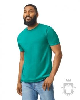 Camisetas Gildan Ring Spun    color Jade dome :: Ref: 029