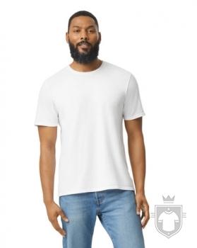 Camisetas Gildan Ring Spun    color White :: Ref: 030