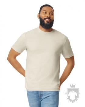 Camisetas Gildan Ring Spun    color Natural :: Ref: 031