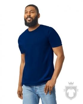 Camisetas Gildan Ring Spun    color Navy :: Ref: 032