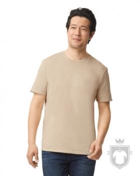 Camisetas Gildan Ring Spun    color sand :: Ref: 038