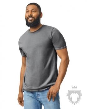 Camisetas Gildan Ring Spun    color charcoal :: Ref: 042