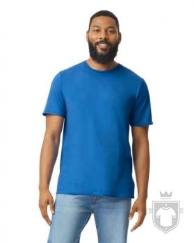 Camisetas Gildan Ring Spun    color Royal :: Ref: 051