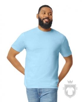Camisetas Gildan Ring Spun    color Light blue :: Ref: 069
