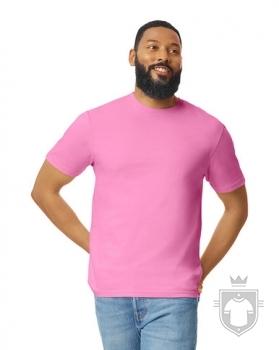 Camisetas Gildan Ring Spun    color Azalea :: Ref: 071