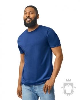 Camisetas Gildan Ring Spun    color metro blue :: Ref: 078