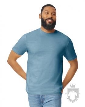 Camisetas Gildan Ring Spun    color indigo blue :: Ref: 080