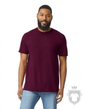 Camisetas Gildan Ring Spun    color Maroon :: Ref: 083