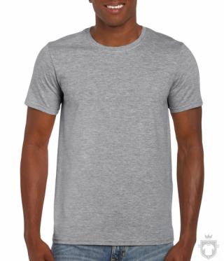Camisetas Gildan Ring Spun    color Sport grey :: Ref: 095