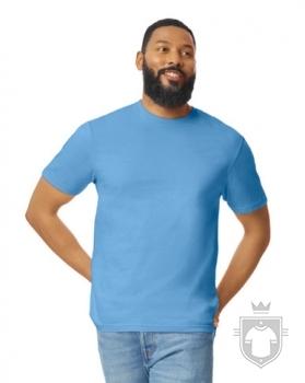 Camisetas Gildan Ring Spun    color carolina blue :: Ref: 109