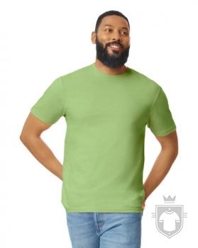 Camisetas Gildan Ring Spun    color kiwi :: Ref: 186