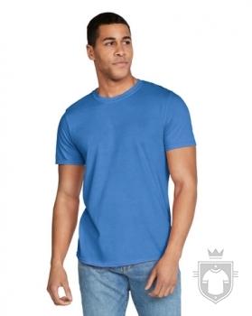Camisetas Gildan Ring Spun    color Heather Royal :: Ref: 218