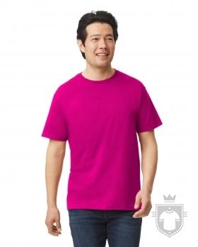 Camisetas Gildan Ring Spun    color Antique Heliconia :: Ref: 247