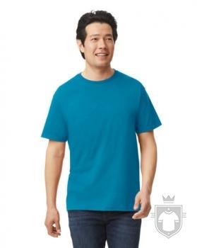 Camisetas Gildan Ring Spun    color Antique Sapphire :: Ref: 254