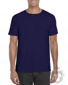 Camisetas Gildan Ring Spun    color Cobalt :: Ref: 445