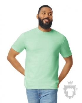 Camisetas Gildan Ring Spun    color Mint green :: Ref: 455
