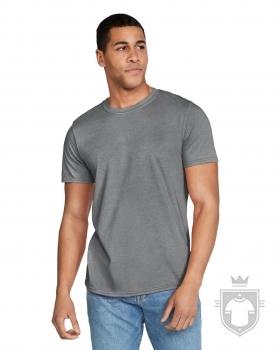 Camisetas Gildan Ring Spun    color Graphite Heather :: Ref: 516