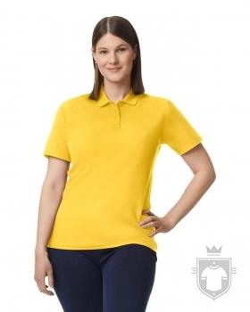 Polos Gildan Doble Piqué Softsyle W color Daisy :: Ref: 098