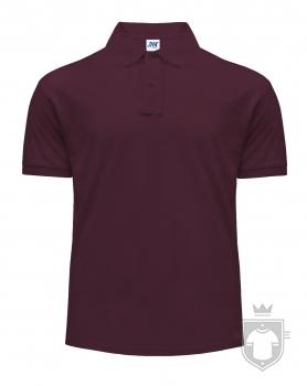 Polos JHK Regular color Burgundy :: Ref: BU